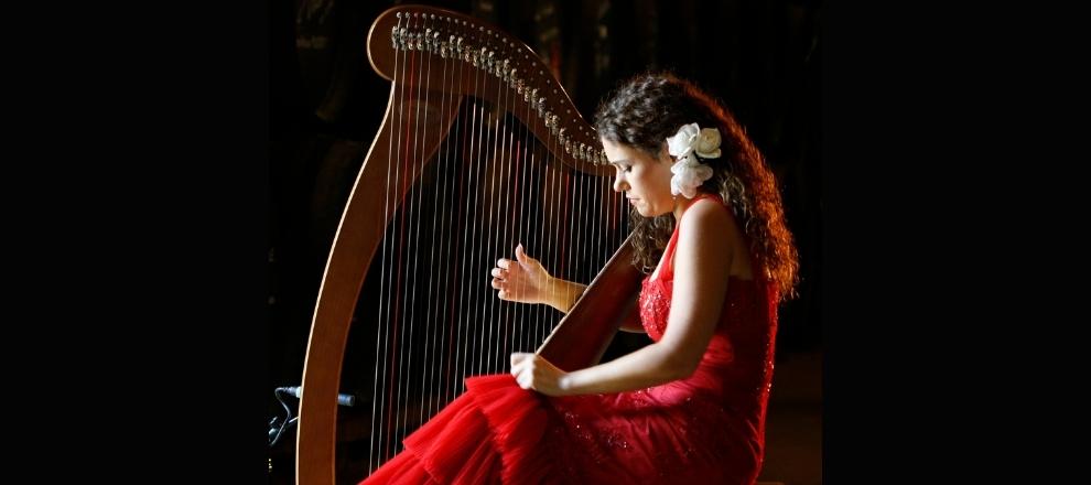 Flamenco Harp Recital with Ana Crismán